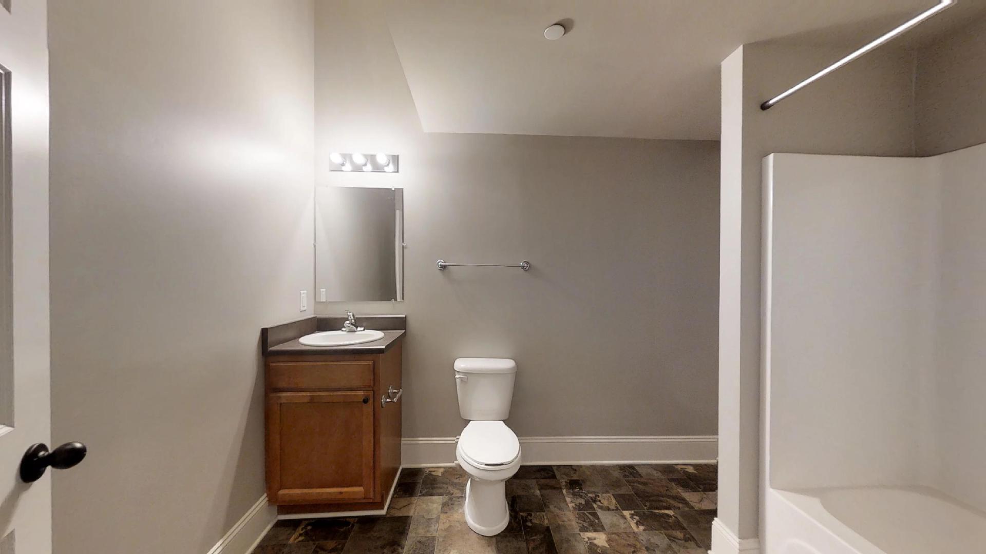 Magnolia Lofts Bathroom